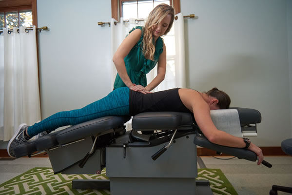 Chiropractic Adjustments - Oak City Chiropractic