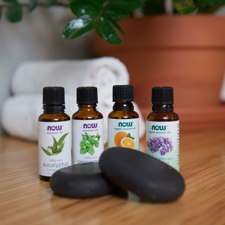 Essential Oils - Oak City Chiropractic