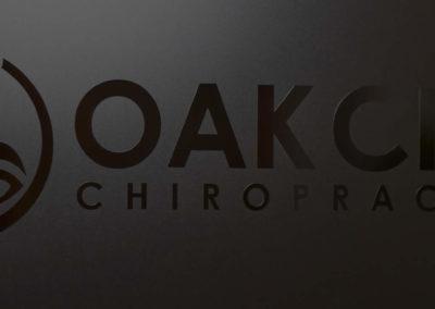 oak city chiro logo