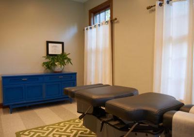 oak city chiropractic massage chair